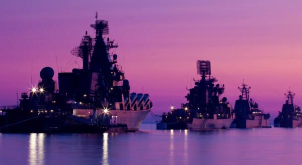 Украинский флот решил вновь …