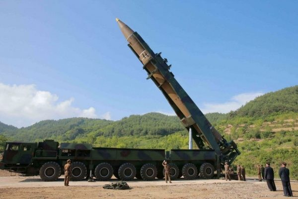 Кризис с КНДР : почему Россия и Китай на стороне США?