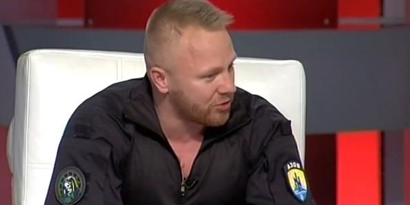 """Неонацист из """"Азова"""", ставший украинцем после АТО, купил личный самолет"""
