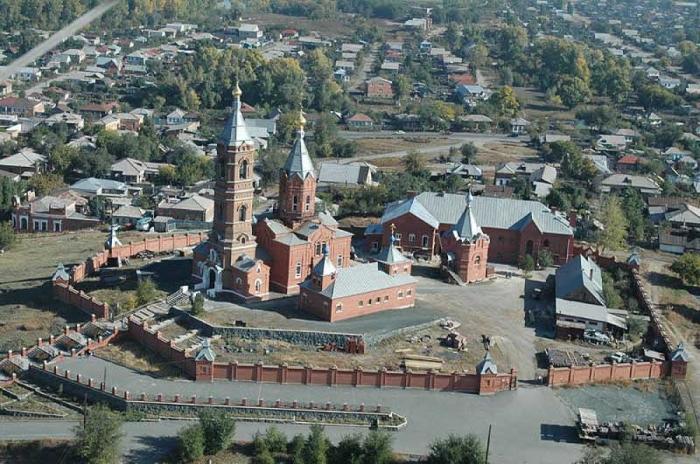 Российская глубинка: Орск – город, который находится сразу в двух частях света