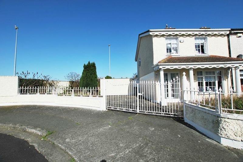 Веселый дом выставлен на продажу в пригороде Дублина