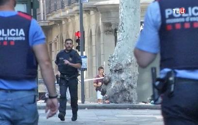 СМИ: целью террористов в Барселоне был храм Саграда Фамилия