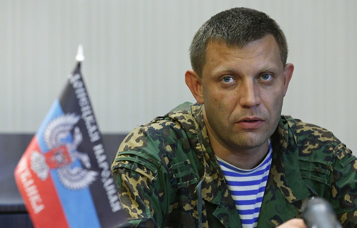 """""""Достаточно"""" - Захарченко ответил на предложенный мирный план"""