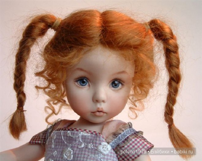 Какие куклы сейчас популярны своими руками