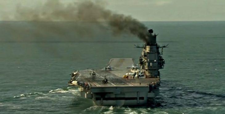 «Адмирала Кузнецова» отправят на модернизацию. Тяжелые ракетные крейсеры ВМФ получат совершенное оружие