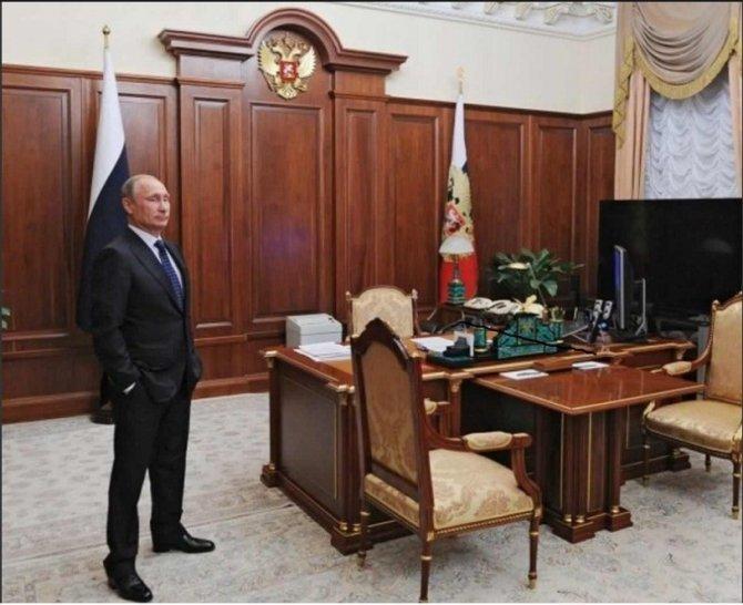 Реакция Путина стала неожида…