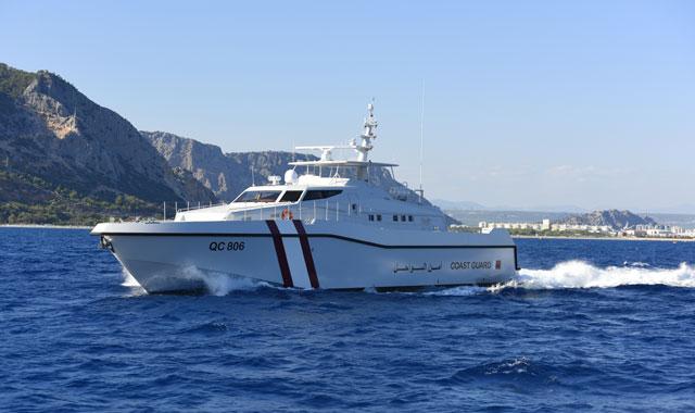 Первые катера Ares для Катара