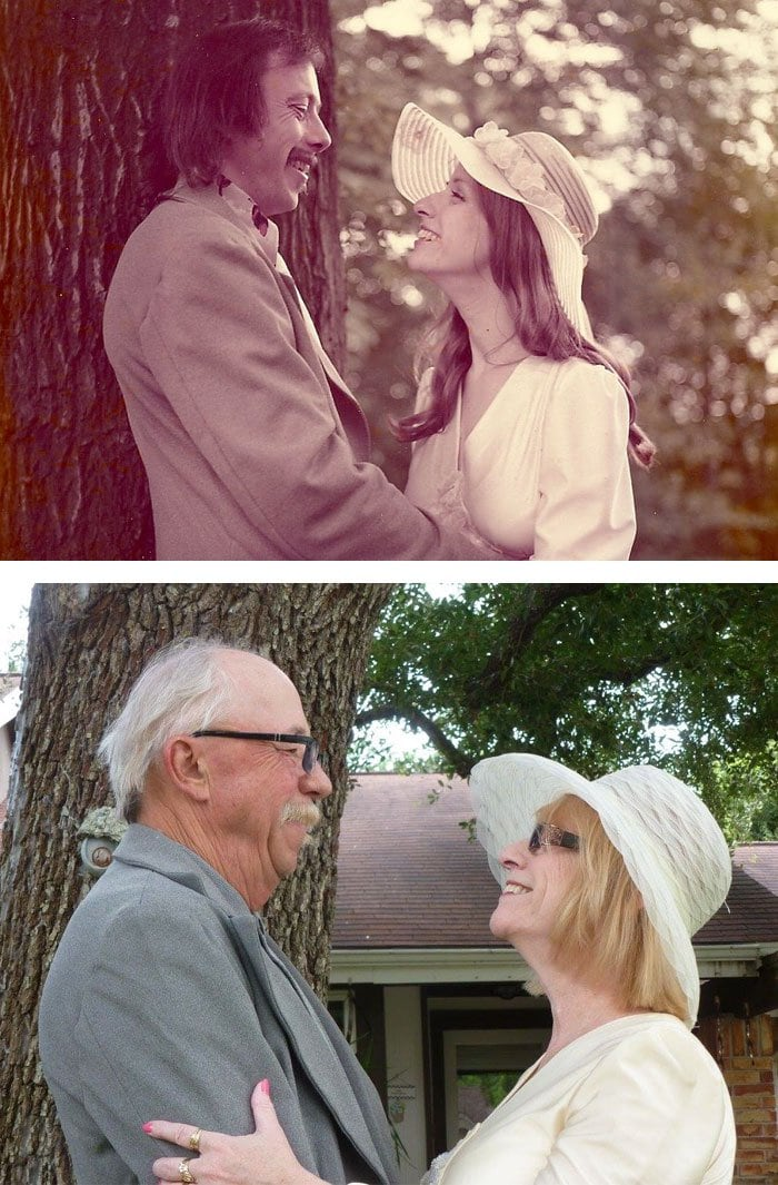 13 пар, которые покажут, что возраст на любовь никак не влияет!