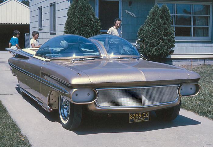 Chevrolet Ultimus - концепт, к которому не были готовы его современники