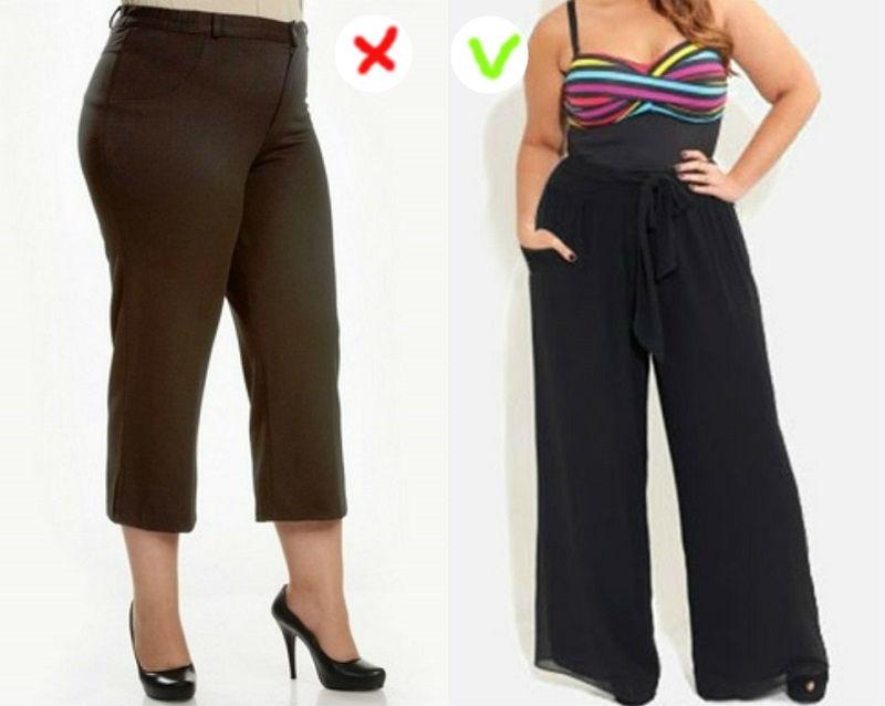 как правильно сочетать одежду девушке