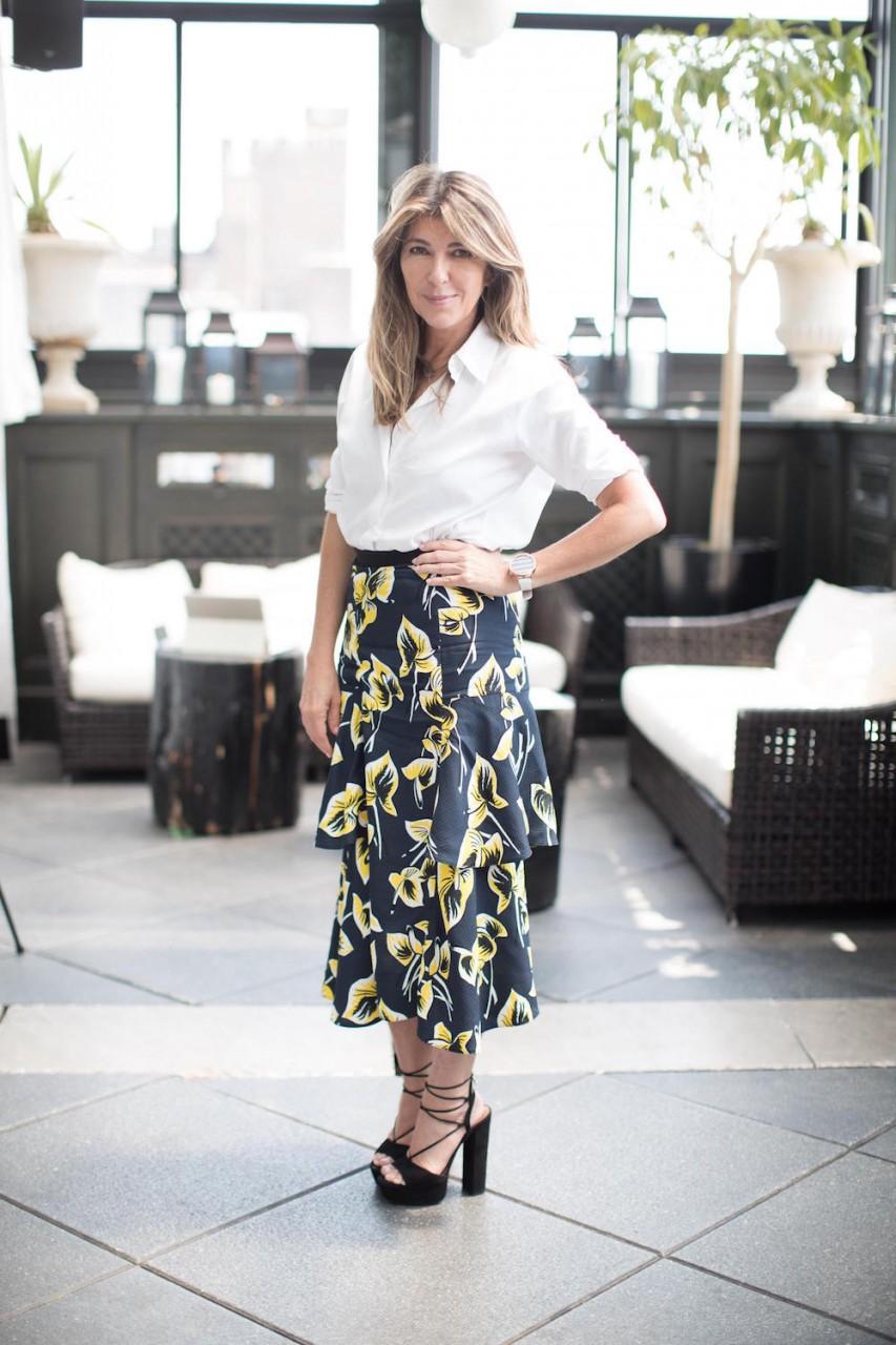 10 правил стиля от главного редактора Elle US Нины Гарсии