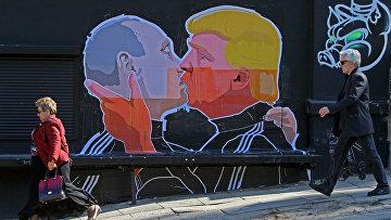 Трамп и Путин: схожие приемы пропаганды?