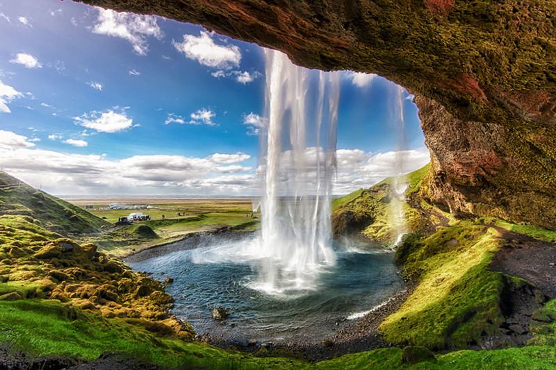 21. Еще из видов Исландии виды, исландия, красота, фото