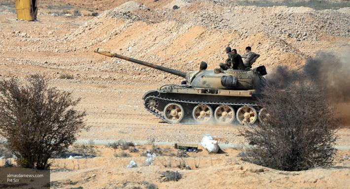 «Распыление сил»: зачем ИГ формируют танковый кулак у Дейр-эз-Зора