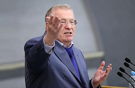 «Под Новый год подарочек будет»: Жириновский намекнул на преемника Путина