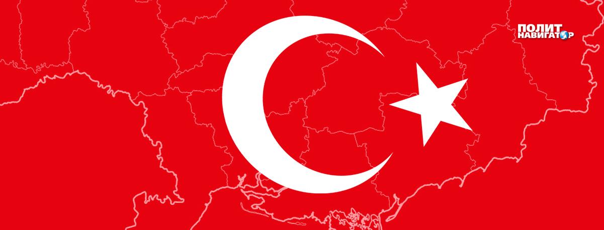 Зеленский собрался продать южную часть Украины туркам