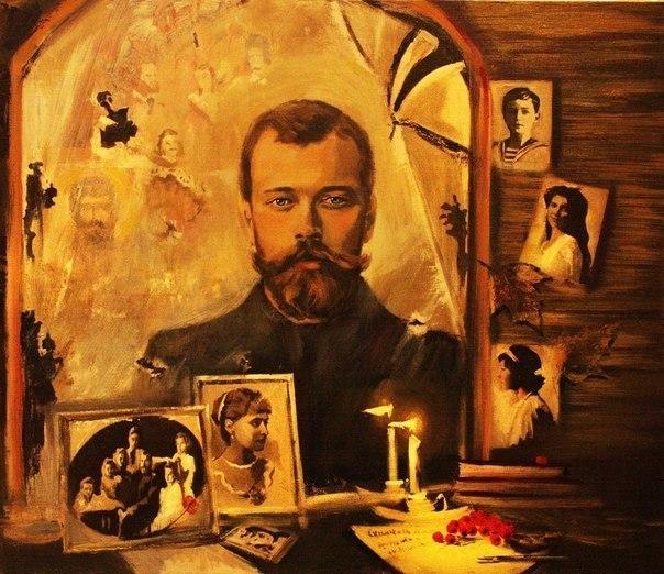 Виденье Дивеевской старицы (Сергей Бехтеев)