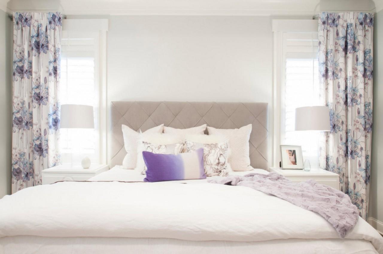 Шторы для спальни – новинки …