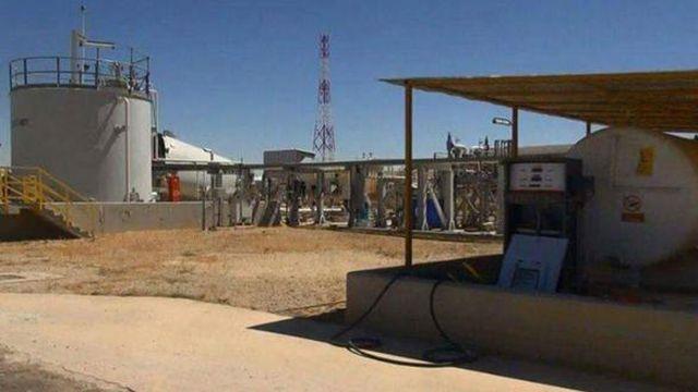 Сирийские военные отбили у террористов крупное газовое месторождение в Хомсе