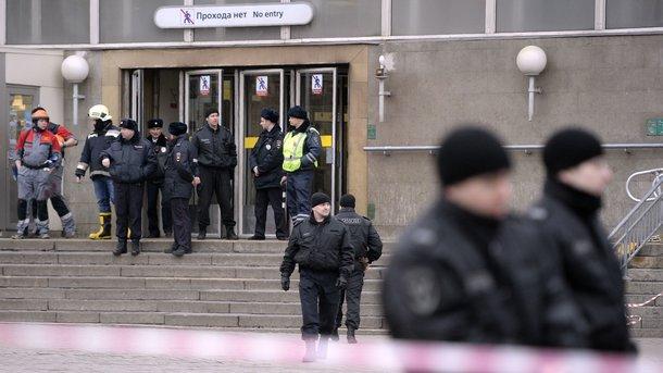 Стала известна личность смертника, взорвавшего бомбу в метро Петербурга