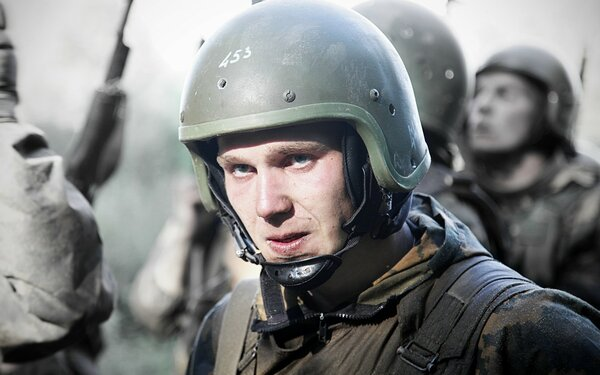Как молодой спецназовец, уди…