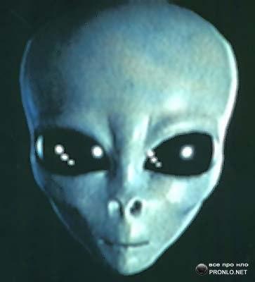 Инопланетяне в Капустином Яре