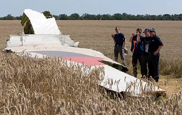Тайна МН-17: зачем голландцы починили гермошпангоут