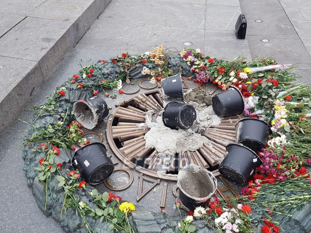 За что проклят Киев