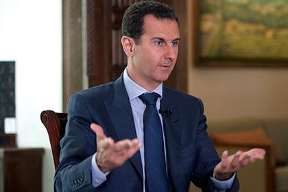 В Госдуме оценили шансы депутатов на встречу с Асадом