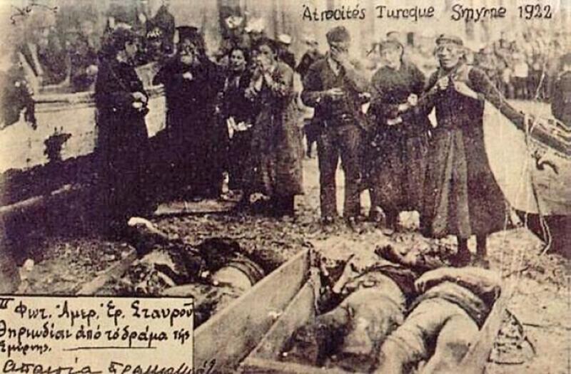 Турция – для турок: как Мустафа Кемаль уничтожал анатолийских греков