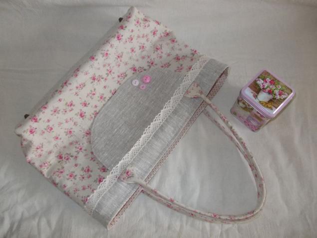 Мастер-классы — раскрой и пошив текстильной сумки