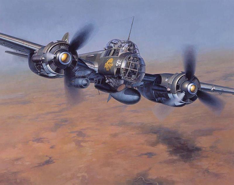 Что общего у «Юнкерса-88» и F-35