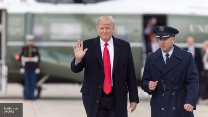Дональд Трамп обвинил предвыборный штаб Клинтон в связях с Россией