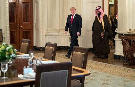 СМИ: США иСаудовская Аравия обсудят, как «заставить Россию заплатить»
