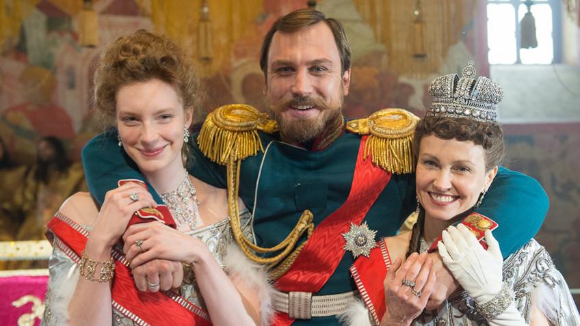 """Фильму """"Матильда"""" про веселого Николая II быть"""