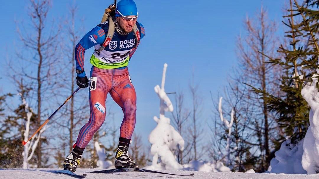 Логинова не остановить: российский биатлонист выиграл гонку преследования на ЧЕ