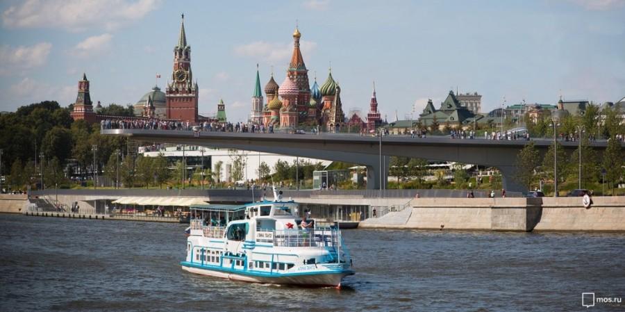 Москва — в лидерах