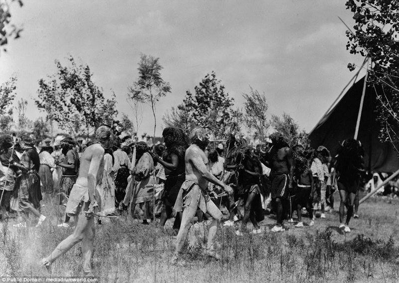Племя шайеннов. Войны - индейцы, воевавшие с армией США