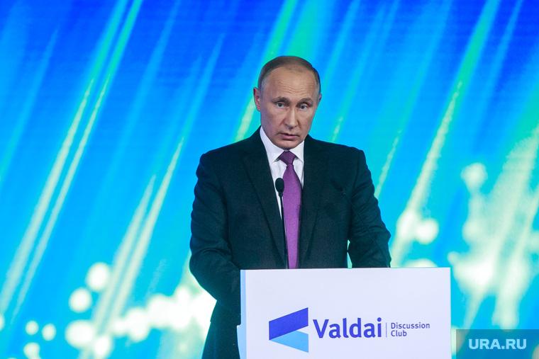 Песков заявил об отсутствии конкуренции на выборах президента России