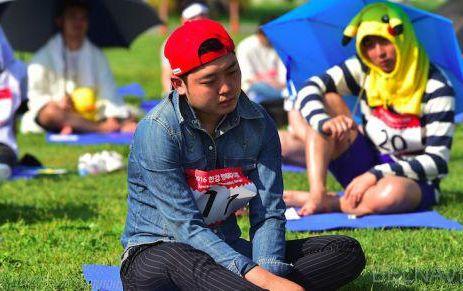 В Южной Корее прошел чемпионат по безделью