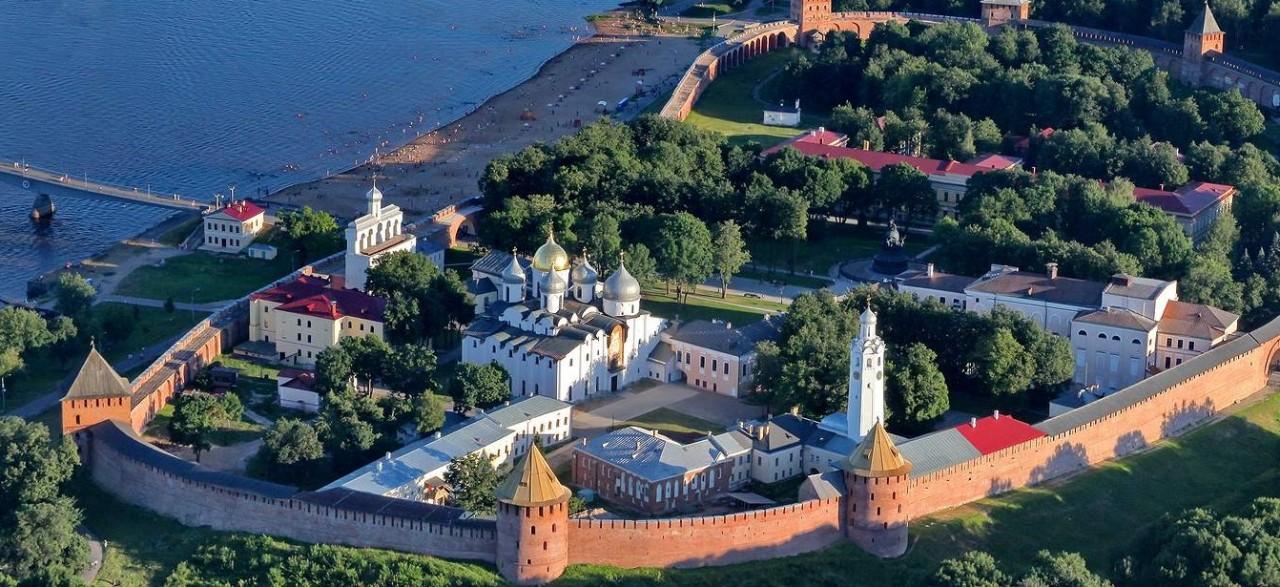 София Новгородская – легенды древнего храма