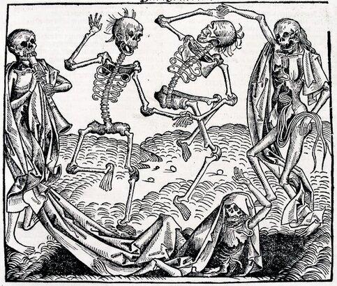 Как чума веками свирепствовала в Европе и России и почему вдруг закончилась в 1771 году