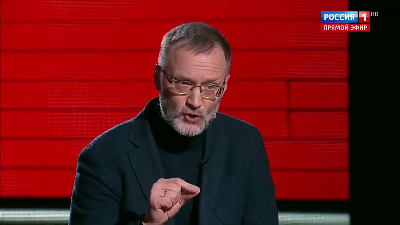 """Всё-таки правильно Михеев сказал про """"европейские ценности"""": Очень удобные такие, гибкие и подстраиваемые"""