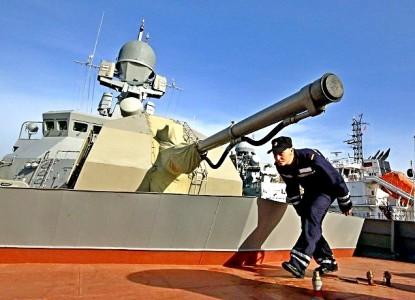 Экстренная передислокация Балтийского флота