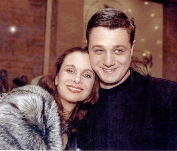 Пост памяти Любови Полищук. Жизнь актрисы в фотографиях и воспоминаниях.