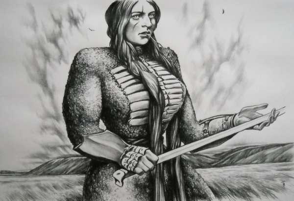 Загадочная Марья-Маревна русских сказок - кто она такая?