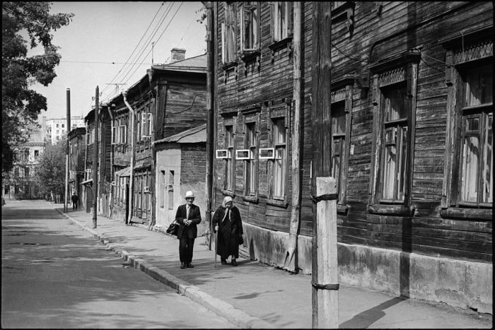 Фотограф, который первым показал Западу повседневную жизнь советских людей