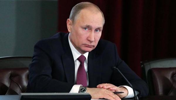 Путин: Россия долго водностороннем порядке сокращала ядерный потенциал