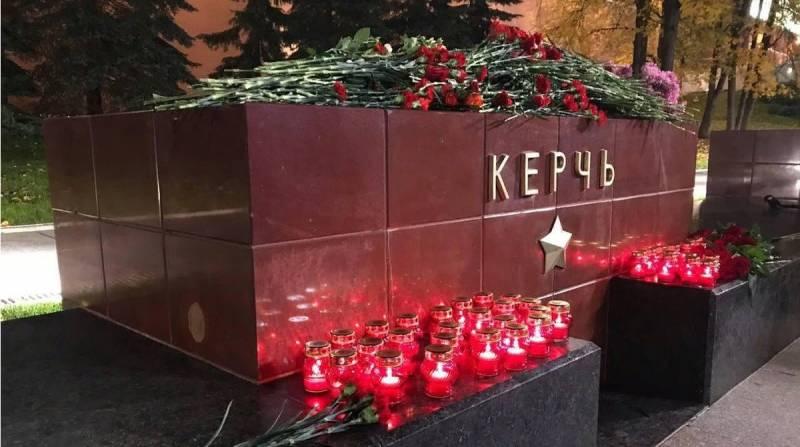 Законодательное эхо керченской трагедии. Ищем там, где светлее?