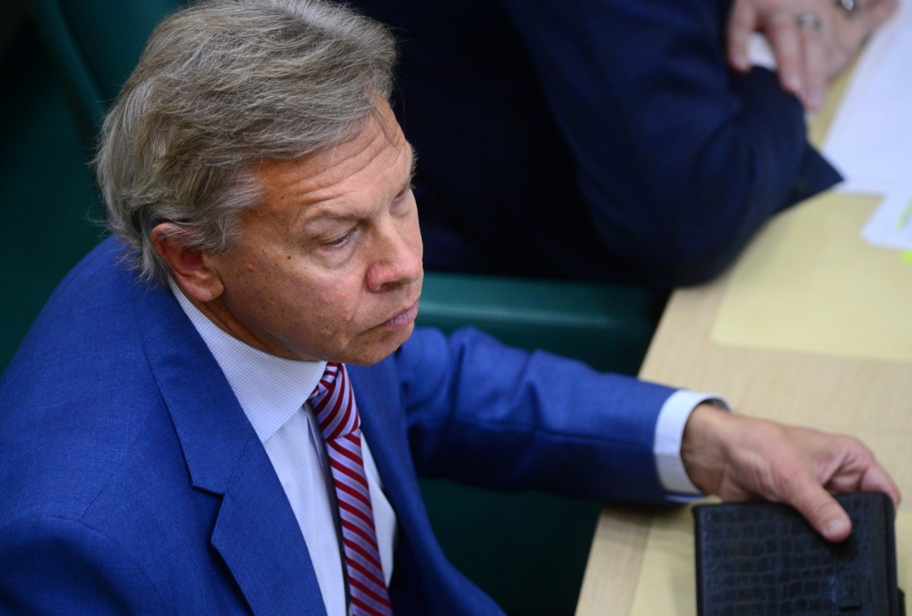 """""""Не о чем голосовать"""". Пушков оценил идею Собчак о новом референдуме в Крыму"""
